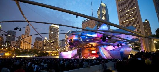 کنفرانسی در شیکاگو برای طراحان گرافیک تجربی