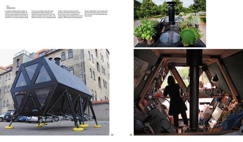 کوچ نشینی جدید: فضاهای موقت و زندگی در حرکت