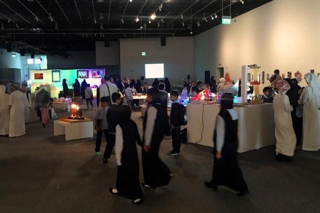 گوگنهایم ابوظبی و نمایشگاه دانش آموزی