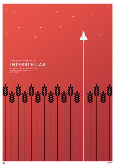 بین ستاره ای کریستوفر نولان و هنر دیجیتال