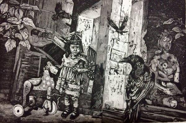 چارسو ، نمایشگاهی از آثار هنرمندان در زمینه چاپ دستی