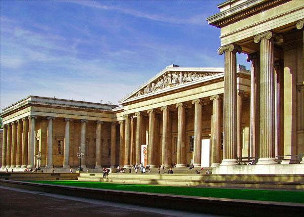 موزه بریتانیا از منشور کوروش تا هنر غرب