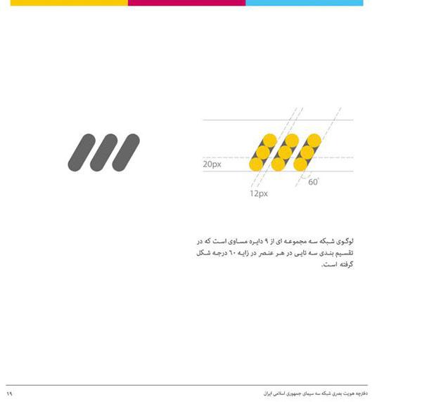 هویت بصری شبکه سوم سیما