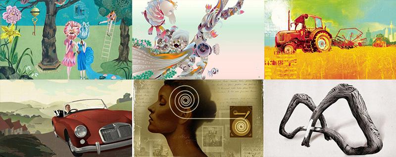 دویست طراح برتر تصویرگر