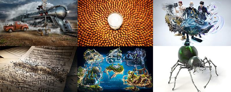 دویست طراح برتر دیجیتال جهان در سالهای 2015 - 2016