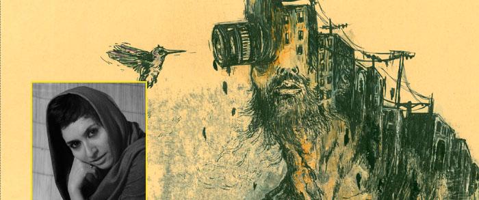 ثبت روابط انسانی و تصاویر ذهنی در فضایی سیال در آثار تصویرگری فرزانه افشاری