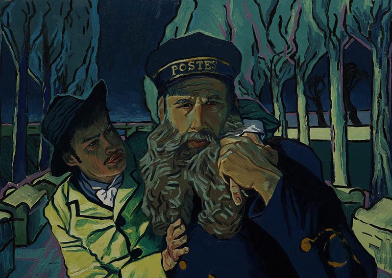فیلم ون گوک ، اولین فیلم تمام نقاشی جهان