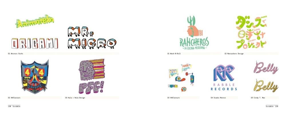لوگو های معاصر جهان از طراحی تا مصاحبه با بزرگان دیزاین