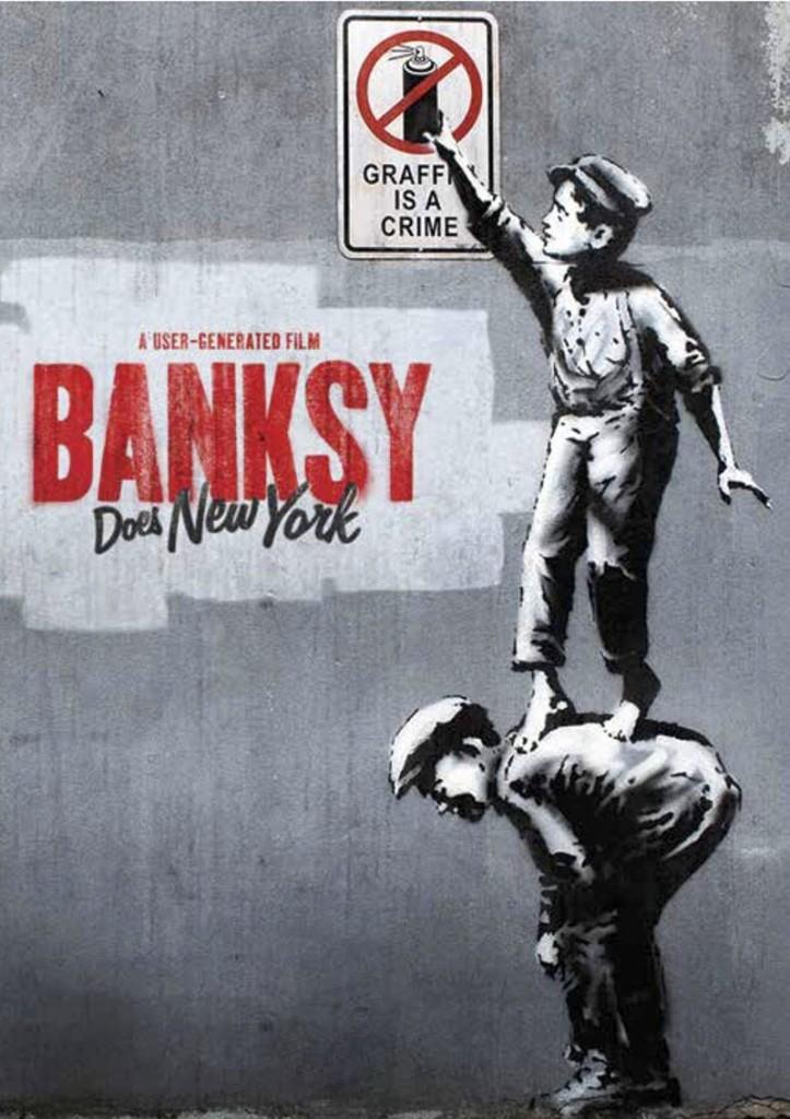 فیلم مستند بنکسی در نیویورک