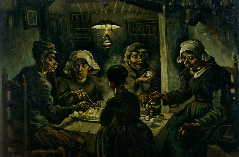 موزهی ون گوک ، گنجینهی آثار هنرمندان امپرسیون