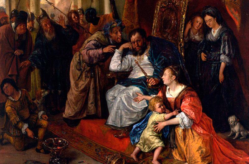 یان استین ، از بزرگان عصر طلایی هنر در هلند