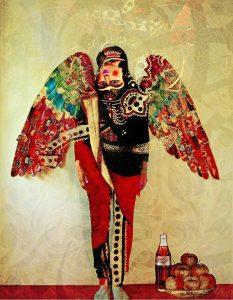 بررسی آثار حجت امانی در نقاشی