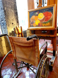 نقاشی های فریدا کالو و خانه آبی
