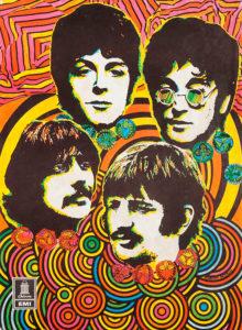 گروه بیتلز و دنیای موسیقی