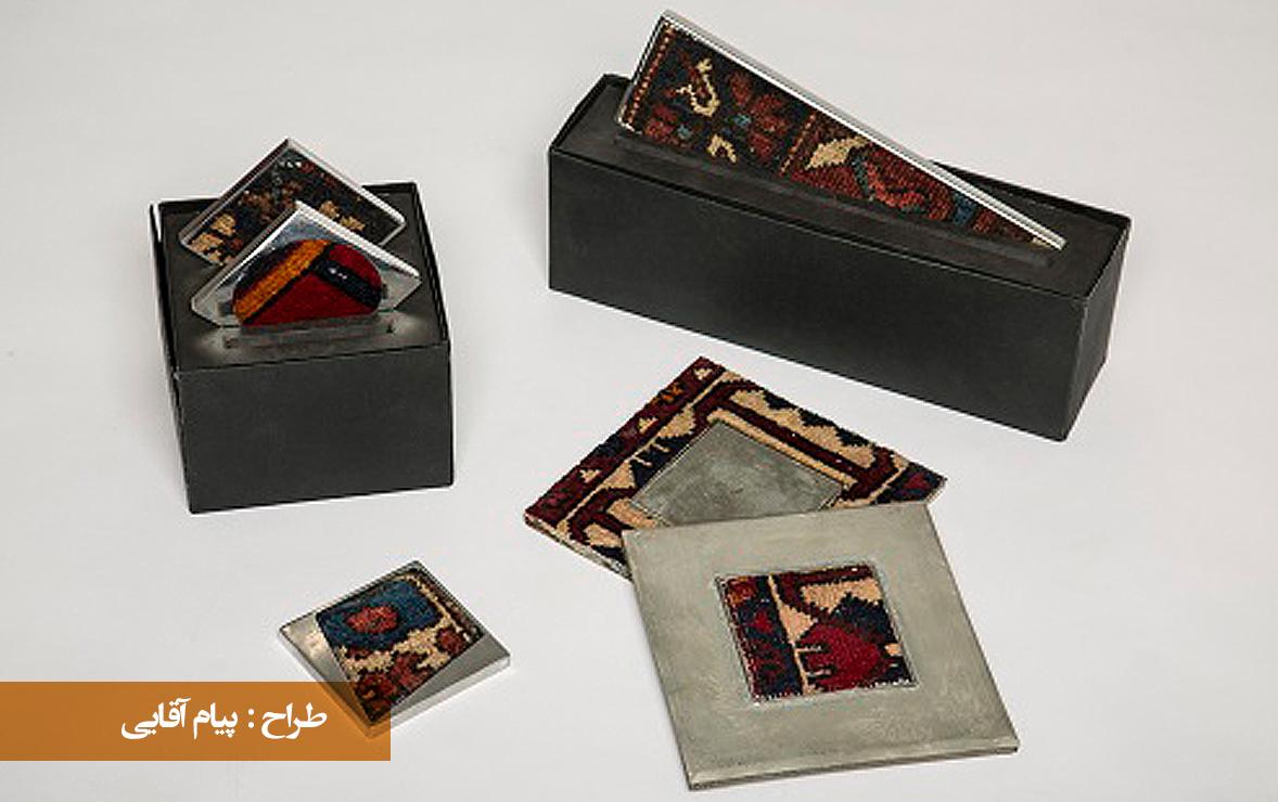 صنایع دستی تجلی هویت ایرانی