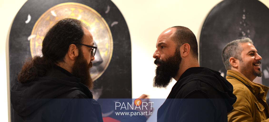 Header photocollage exhibition at atbin gallery