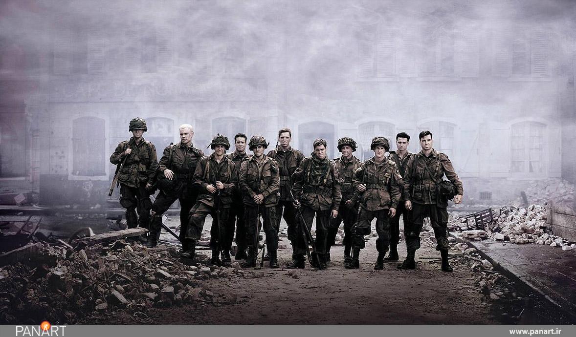 5 فیلم دیدنی از جنگ جهانی دوم