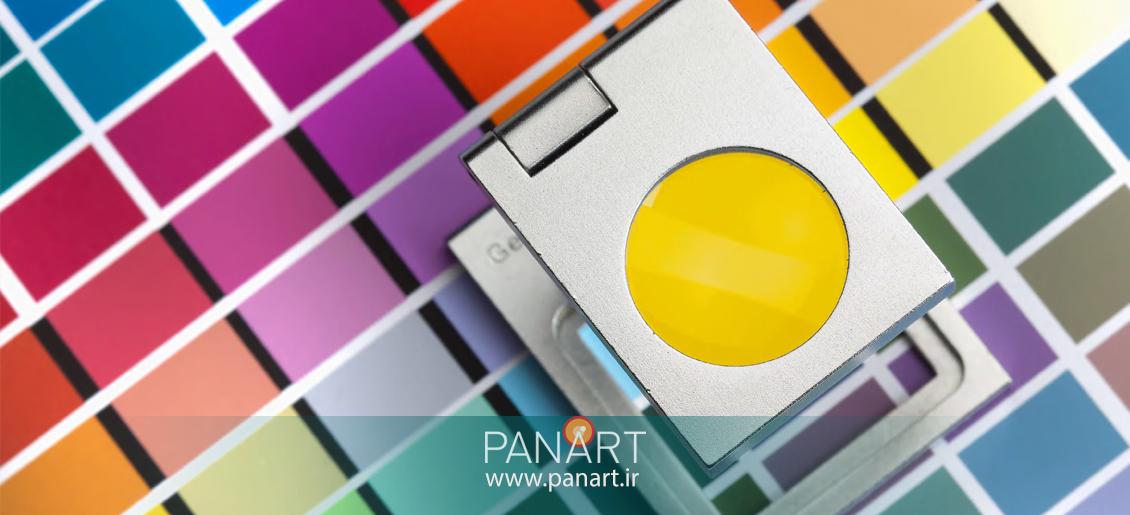 ساختار مدیریت رنگ برای طراحان گرافیک